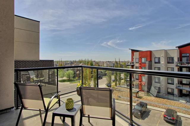 403 304 Ambleside Link, Edmonton, AB T6W 0V2 (#E4124917) :: GETJAKIE Realty Group Inc.