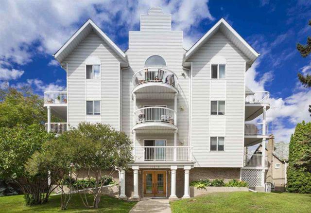 301 10816 76 Avenue, Edmonton, AB T6E 6L3 (#E4124952) :: The Foundry Real Estate Company