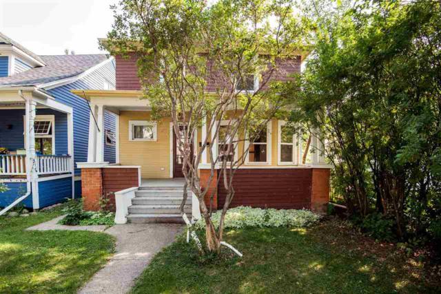 9943 88 Avenue, Edmonton, AB T6E 2R4 (#E4124985) :: GETJAKIE Realty Group Inc.