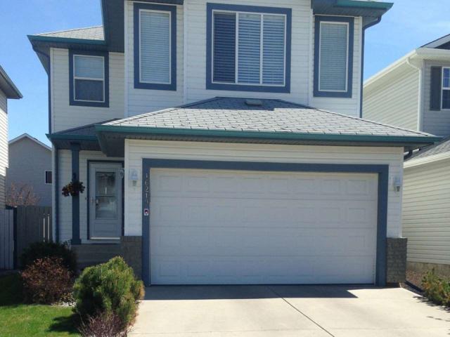 16219 53 Street, Edmonton, AB T5Y 3C6 (#E4124991) :: The Foundry Real Estate Company