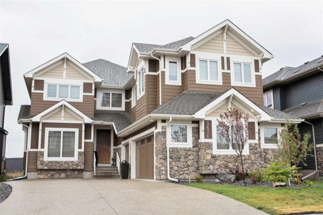 3676 Westcliff Way, Edmonton, AB T6W 2S9 (#E4125040) :: The Foundry Real Estate Company