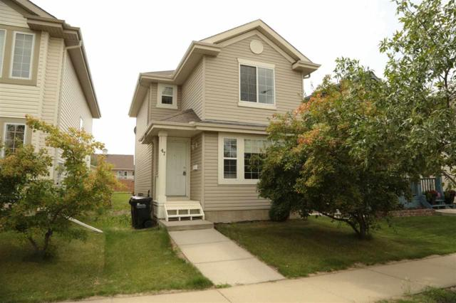 47 Bethel Drive, Sherwood Park, AB T8H 2G1 (#E4125074) :: The Foundry Real Estate Company