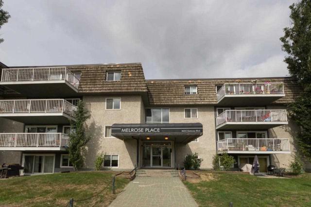 422 8604 Gateway Boulevard, Edmonton, AB T6E 4B6 (#E4125176) :: GETJAKIE Realty Group Inc.