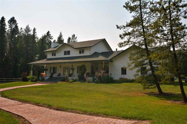 455008 Range Road 63, Rural Wetaskiwin County, AB T0C 0T0 (#E4125178) :: The Foundry Real Estate Company