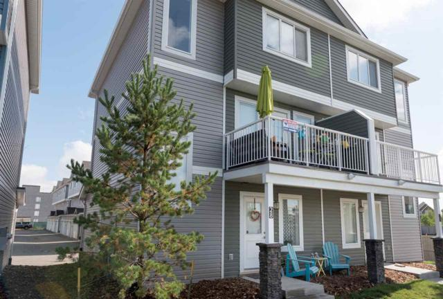 28 1816 Rutherford Road SW, Edmonton, AB T6W 2K6 (#E4125241) :: The Foundry Real Estate Company