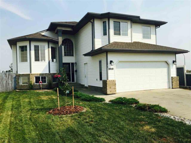 2848 152 Avenue, Edmonton, AB T5Y 2Y8 (#E4125317) :: The Foundry Real Estate Company