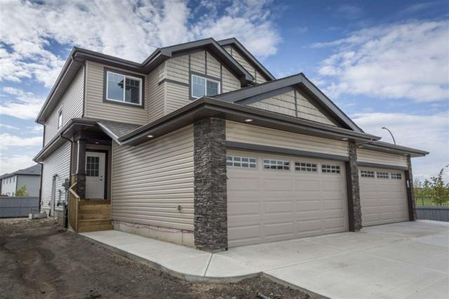 145 Richmond Link, Fort Saskatchewan, AB T8L 0S7 (#E4125329) :: The Foundry Real Estate Company