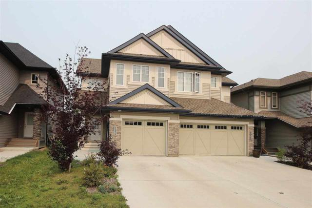 4075 Allan Crescent, Edmonton, AB T6W 2J9 (#E4125441) :: GETJAKIE Realty Group Inc.