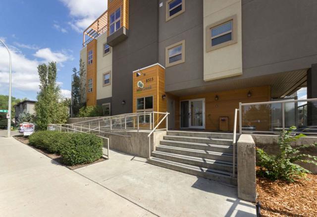 305 8515 99 Street, Edmonton, AB T6E 3T2 (#E4125464) :: GETJAKIE Realty Group Inc.
