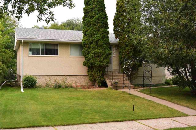5036 46 Street, Drayton Valley, AB T7A 1C6 (#E4125483) :: The Foundry Real Estate Company