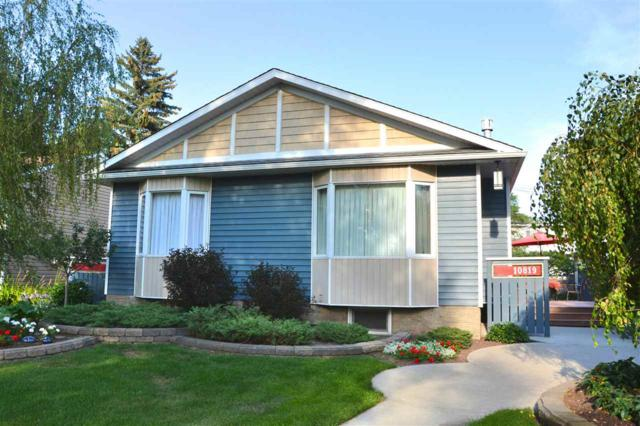 10819 147 Street, Edmonton, AB T5N 3E1 (#E4125496) :: The Foundry Real Estate Company