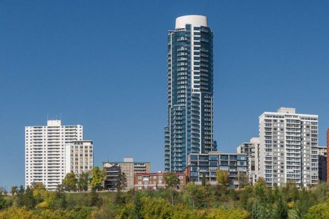 3202 11969 Jasper Avenue, Edmonton, AB T5K 0P1 (#E4125513) :: GETJAKIE Realty Group Inc.