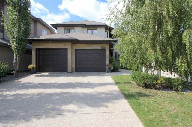 2108 Warry Way, Edmonton, AB T6W 0N9 (#E4125535) :: GETJAKIE Realty Group Inc.
