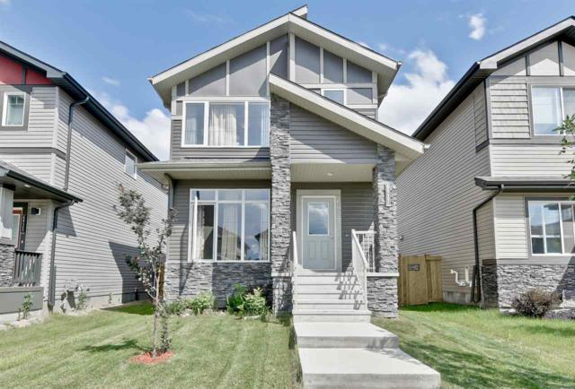 6927 Cardinal Wynd, Edmonton, AB T6W 2Y3 (#E4125607) :: The Foundry Real Estate Company
