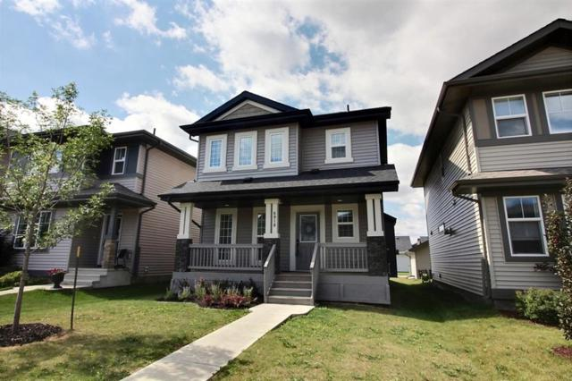 6910 Cardinal Wynd SW, Edmonton, AB T6W 2Y4 (#E4125610) :: The Foundry Real Estate Company