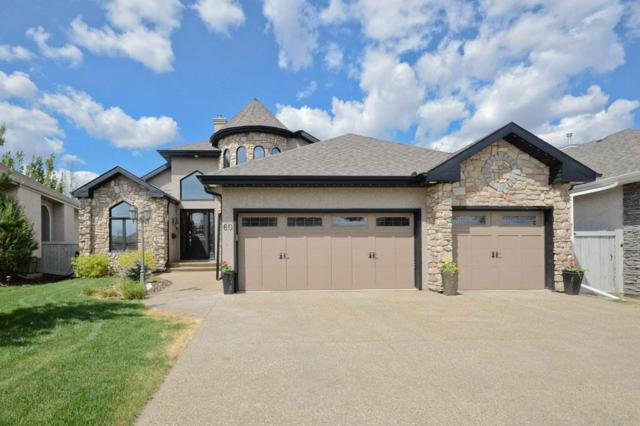 60 Kingsmoor Close, St. Albert, AB T8N 0S4 (#E4125640) :: The Foundry Real Estate Company