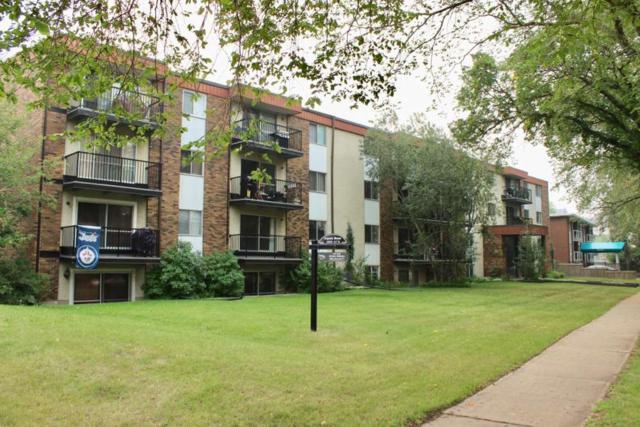 207 10335 117 Street, Edmonton, AB T5K 1X8 (#E4125652) :: GETJAKIE Realty Group Inc.