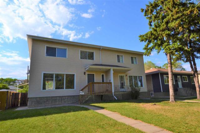 13530, 13532 Woodcroft Avenue, Edmonton, AB T5M 3L9 (#E4125670) :: Müve Team | RE/MAX Elite