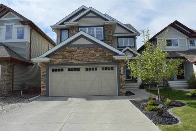 1217 Ainslie Way, Edmonton, AB T6W 0H7 (#E4125680) :: GETJAKIE Realty Group Inc.