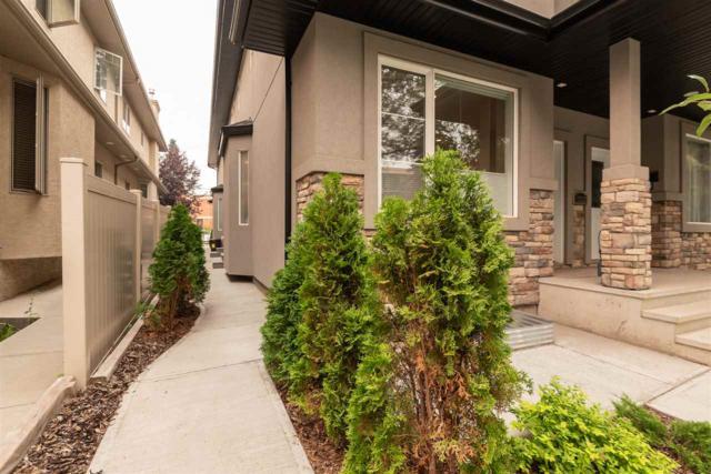 2 10636 81 Avenue, Edmonton, AB T6E 1X9 (#E4125689) :: The Foundry Real Estate Company