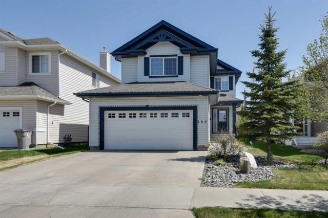 105 Rue Marquet Street, Beaumont, AB T4X 1W2 (#E4125726) :: The Foundry Real Estate Company