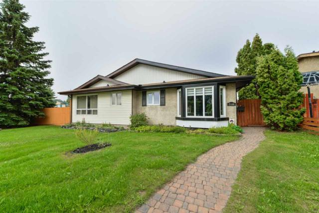 2106 38 Street, Edmonton, AB T6L 4C3 (#E4125736) :: The Foundry Real Estate Company