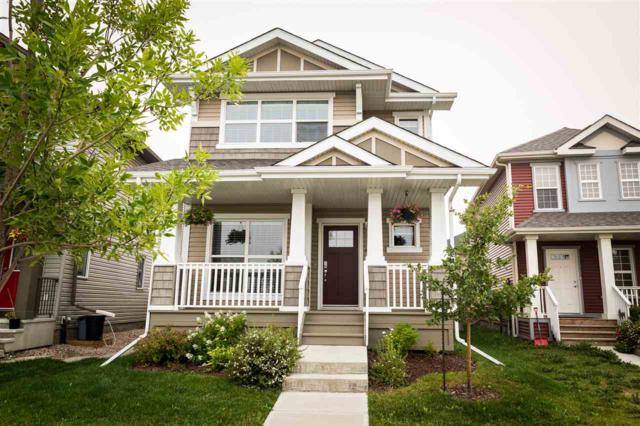 873 Chappelle Link, Edmonton, AB T6W 2B3 (#E4125754) :: The Foundry Real Estate Company