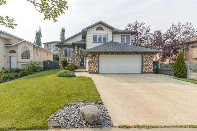 48 Oakridge Drive South, St. Albert, AB T8N 6X2 (#E4125796) :: The Foundry Real Estate Company