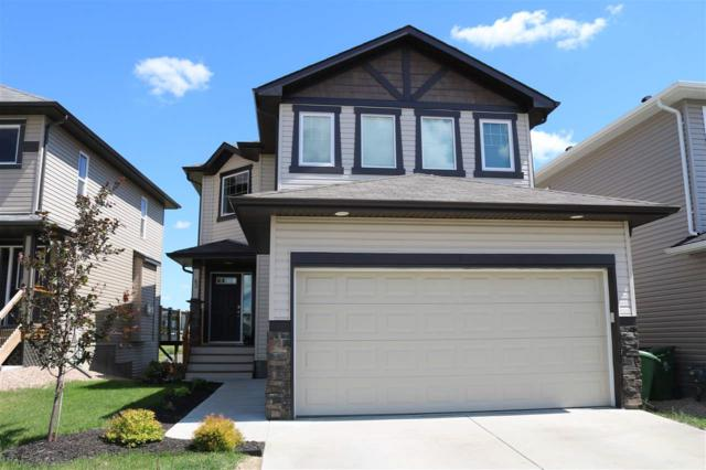 63 Ridgeland Way, Fort Saskatchewan, AB T8L 0E7 (#E4125808) :: The Foundry Real Estate Company