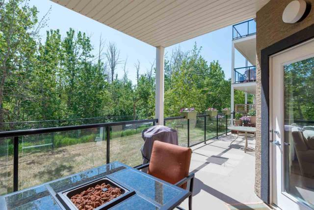 108 4075 Clover Bar Road, Sherwood Park, AB T8H 0R5 (#E4125830) :: The Foundry Real Estate Company