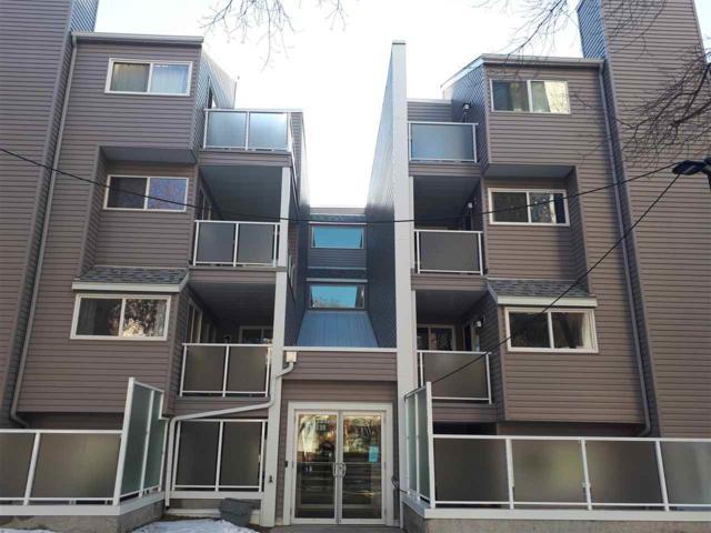 301 10139 117 Street, Edmonton, AB T5K 2L3 (#E4125867) :: GETJAKIE Realty Group Inc.
