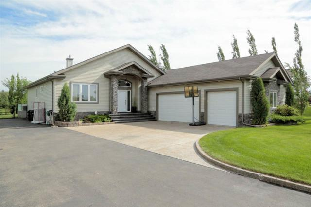 53017 223 Range Road, Rural Strathcona County, AB T8E 2M3 (#E4125895) :: GETJAKIE Realty Group Inc.