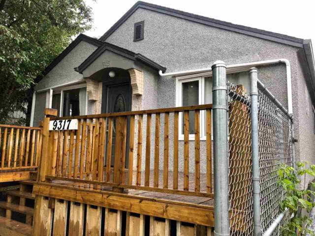 9317 112 Avenue, Edmonton, AB T5G 0G5 (#E4125931) :: The Foundry Real Estate Company