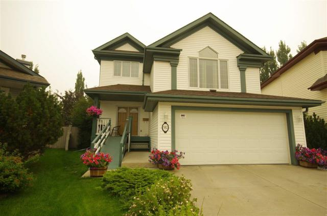 582 Glenwright Crescent, Edmonton, AB T5T 6K8 (#E4125933) :: The Foundry Real Estate Company