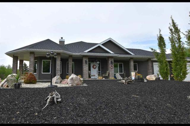 52010 Rge Rd 270, Rural Parkland County, AB T7X 3M4 (#E4126074) :: The Foundry Real Estate Company