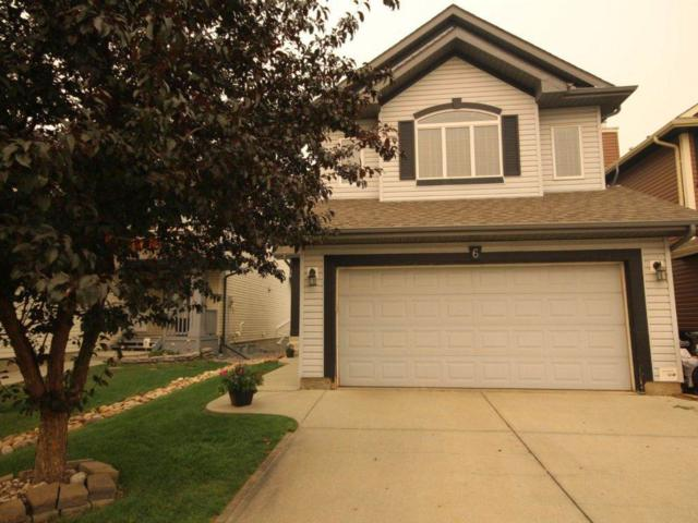 6 Summercourt Place, Sherwood Park, AB T8H 2P7 (#E4126083) :: The Foundry Real Estate Company