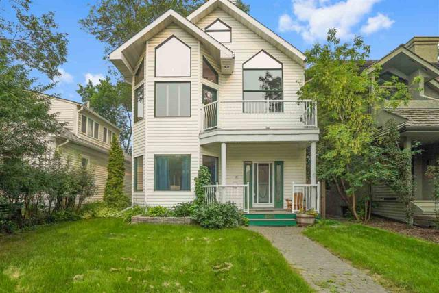 9505 100A Street, Edmonton, AB T5K 0V5 (#E4126112) :: The Foundry Real Estate Company