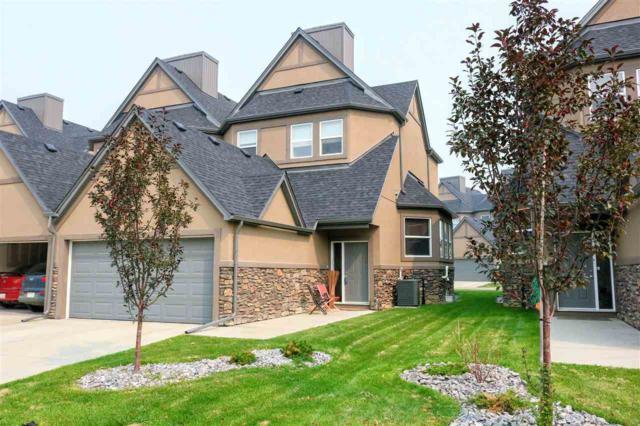 5 1720 Garnett Point(E), Edmonton, AB T5J 2V6 (#E4126127) :: The Foundry Real Estate Company