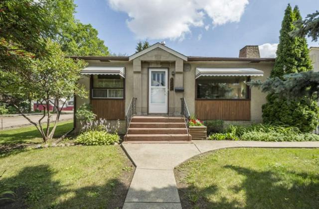 10893 75 Street, Edmonton, AB T5B 2B1 (#E4126150) :: The Foundry Real Estate Company