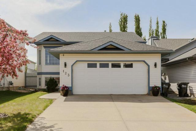 123 Catalina Drive, Sherwood Park, AB T8H 1T3 (#E4126234) :: The Foundry Real Estate Company