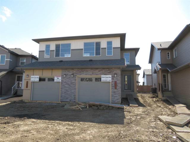 2544 Casey Way, Edmonton, AB T6W 3N3 (#E4126436) :: The Foundry Real Estate Company