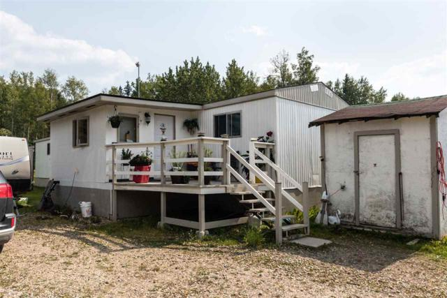 311 Centre Street, Winfield, AB T0C 1X0 (#E4126451) :: The Foundry Real Estate Company