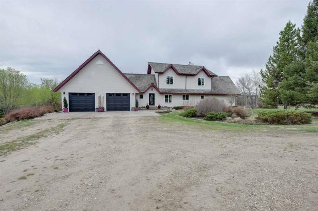 37, 55517 RR 240, Rural Sturgeon County, AB T0A 0K5 (#E4126467) :: The Foundry Real Estate Company