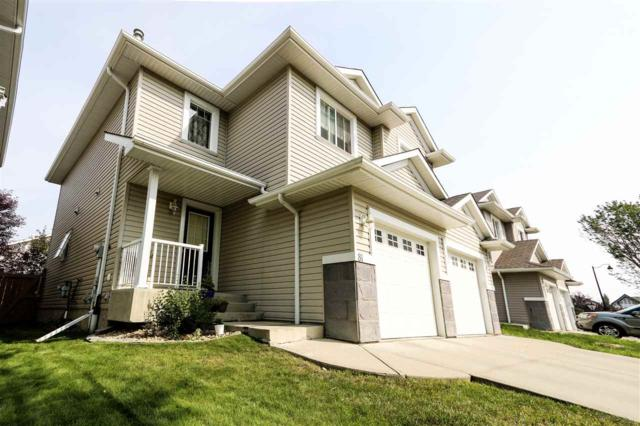 81 1428 Hodgson Way, Edmonton, AB T6R 3P8 (#E4126553) :: The Foundry Real Estate Company