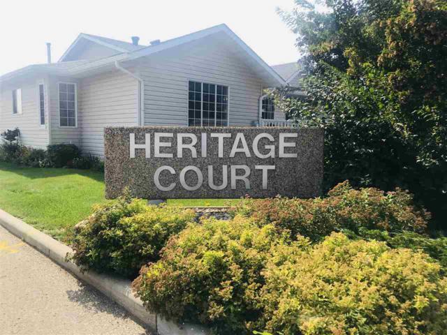 134 4610 50 Avenue, Stony Plain, AB T7Z 1P4 (#E4126569) :: The Foundry Real Estate Company