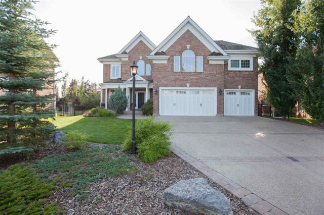18 Kandlewick Close, St. Albert, AB T8N 6Z7 (#E4126623) :: The Foundry Real Estate Company