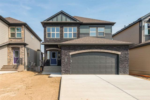 4 George Landing, Spruce Grove, AB T7X 0M2 (#E4126770) :: The Foundry Real Estate Company