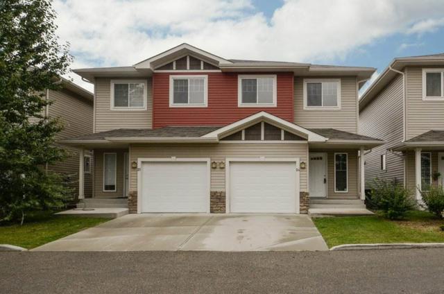 24 15151 43 Street, Edmonton, AB T5Y 0L3 (#E4126819) :: The Foundry Real Estate Company