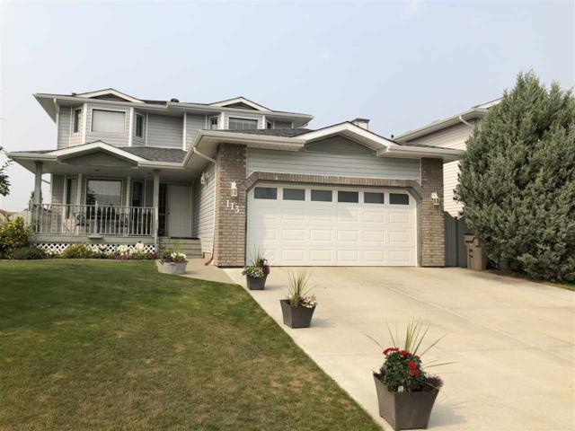 113 Pipestone Drive, Millet, AB T0C 1Z0 (#E4126838) :: The Foundry Real Estate Company