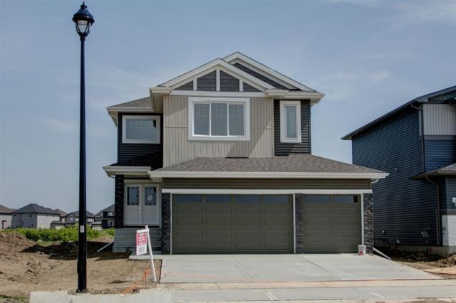 3013 Blvd Soleil Boulevard, Beaumont, AB T4X 2B4 (#E4126842) :: The Foundry Real Estate Company